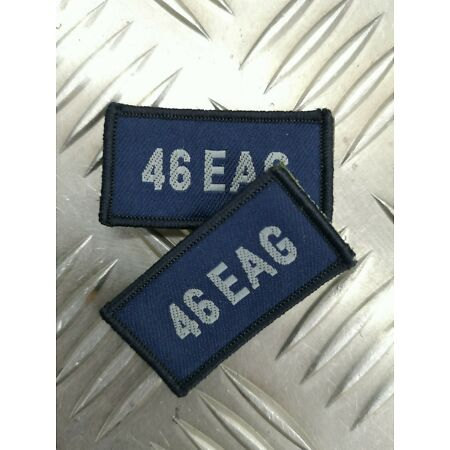 img-Genuine British RAF 46 EAG (Expeditionary Air Group) Royal Air Force TRF Badges