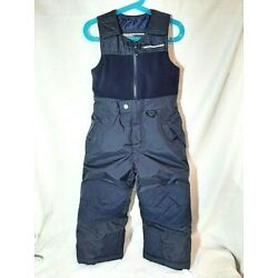 Kyпить 32 Degrees Outerwear Toddler Snow Bib Pants Overall style Navy Sz 4T на еВаy.соm