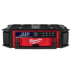 Kyпить Milwaukee M18PRCDAB+-0 PackOut Netz-/Akku-Radio m. Ladefunktion на еВаy.соm