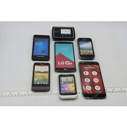 Kyпить LOT OF 6 FAKE DUMMY PHONES - FOR DISPLAY, PROPS, TOYS, RETAIL ETC (LOT51) на еВаy.соm