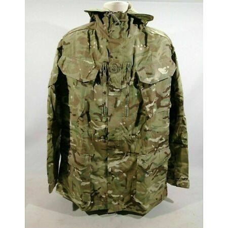 img-British Army MTP Windproof Smock Jacket Combat PCS Uniform Camping Cadet