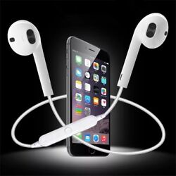 Kyпить Bluetooth Headset Wireless Sport Stereo Headphones Earphone Earbuds With Mic на еВаy.соm