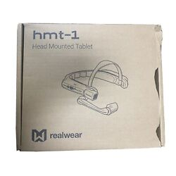 Kyпить The RealWear HMT-1 is the world's first hands-free Android™ tablet на еВаy.соm