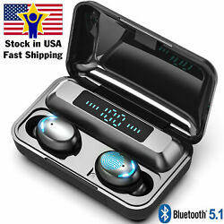 Kyпить Bluetooth Earbuds for iphone Samsung Android Wireless Earphone IPX7 Waterproof   на еВаy.соm