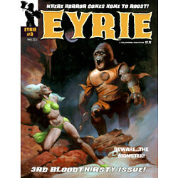 Kyпить EYRIE MAGAZINE #3! Third Issue Modern Horror Chills by Mike Hoffman & Co.! на еВаy.соm