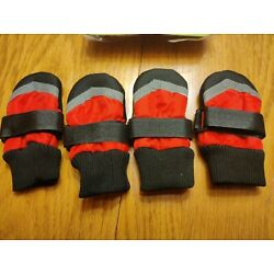 Fashion Pet Lookin'good Extreme All Weather Waterproof Dog Boots Size XX-Small.