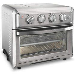 Kyпить Cuisinart TOA-60FR Air Fryer Toaster Oven Silver - Certified Refurbished на еВаy.соm