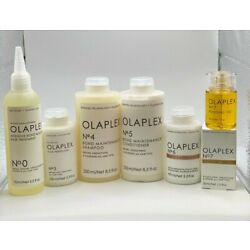 Kyпить Olaplex Full Set     6 piece set - 1pc of each    #0,  #3,  #4,  #5,  #6, &  #7 на еВаy.соm