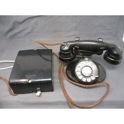 Kyпить VINTAGE WESTERN ELECTRIC BELL SYSTEM 202 D1 ROTARY DIAL F-1 HAND SET на еВаy.соm