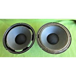 Kyпить McIntosh 12'' Speakers Matched PAIR- 036047-Recone PROJECT-Genuine-XR5 XR6 XR7 на еВаy.соm