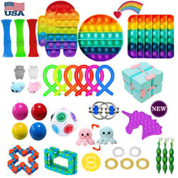 Kyпить 28PC Figet Toy Set Special Needs Sensory Anti-Stress ADHD Hand Game Kids Adults на еВаy.соm
