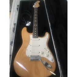 Kyпить 1989 Fender Stratocaster Plus Natural USA на еВаy.соm