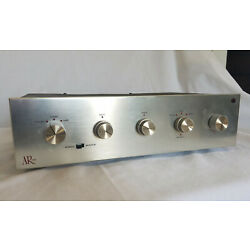 Kyпить Clean Vintage Acoustic Research Stereo Amp AR AU Integrated Amplifier на еВаy.соm