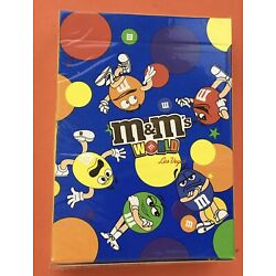 Kyпить M & M World Las Vegas Deck of Playing Cards на еВаy.соm
