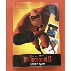 Kyпить The Incredibles Deck of Playing Cards Disney Pixar NEW Sealed на еВаy.соm