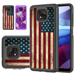 For Motorala Moto G Stylus(2021) 5G/Play/Power 2021 Shockproof Rubber Case Cover