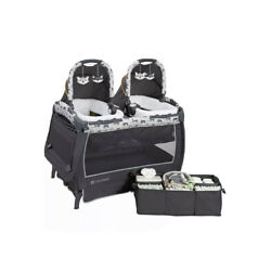 Kyпить Baby Twin Trend Unisex Portable Deluxe Infant Nursery Center, Goodnight Forest на еВаy.соm