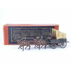 Kyпить W Britain 145 Types Of The British Army Royal Army Medical Corps Wagon на еВаy.соm