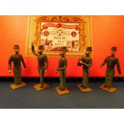 Kyпить CBG Mignot #051Art Nordistes ACW Union Artillery Set - Mint in the Box на еВаy.соm