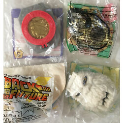 Kyпить 90's McDonalds Vintage Toy Lot Mighty Max Medallion Power Rangers Doc's DeLorean на еВаy.соm