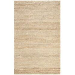 Safavieh Marbella Collection Area Rug Natural / Ivory 5' x 8' Rectangle