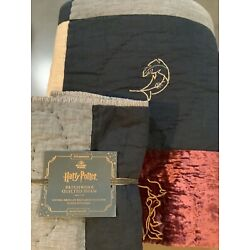 Kyпить pottery barn harry potter patchwork quilt twin + sham #1586 на еВаy.соm