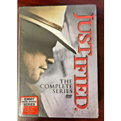 Kyпить Justified The Complete Series Season DVD , Free&Fast Shipping  на еВаy.соm