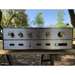 Kyпить Fisher KX90 Integrated Amplifier Tube 7189 12AX7 Working Needs Service Kit X100A на еВаy.соm
