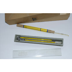 Kyпить Thompson Instrument model 1328 sling psychrometer set, with extra thermometer на еВаy.соm