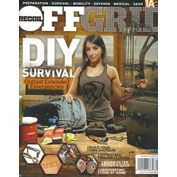 RECOIL OFFGRID  Issue 44  2021  DIY Survival