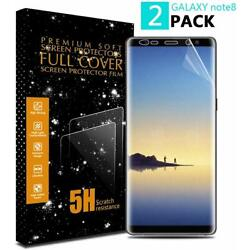 Kyпить HD FULL COVER Screen Protector Film For Samsung Galaxy S8 S9 S10 e Plus Note 10 на еВаy.соm