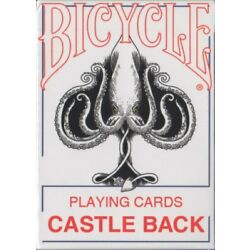 Kyпить Bicycle Castle Back HARD TO FIND Playing Cards Deck на еВаy.соm