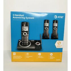Kyпить AT&T CL82319 3 Handset Answering System with Smart Call Block - Black на еВаy.соm