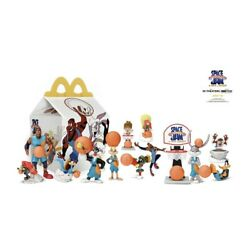2021 SPACE JAM LEGACY McDONALD'S HAPPY MEAL TOYS COMPLETE YOUR SET FREE SHIPPING