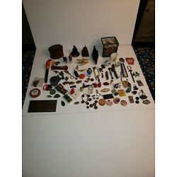 Mixed Assorted Lot From Large Estate  Junk Drawer Good variety 100+ items