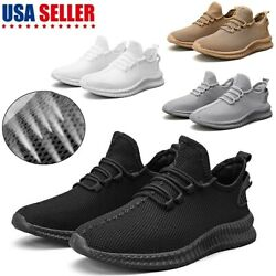 Running Shoes Sneakers Casual Men's Outdoor Athletic Jogging Sports Tennis Gym