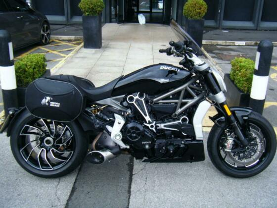 DUCATI XDIAVEL S - 2018-68 ONLY 2762 MILES
