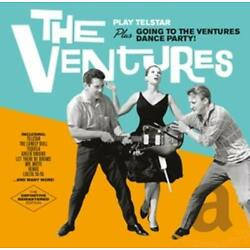 The Ventures - Play Telstar + Going To The Ve CD