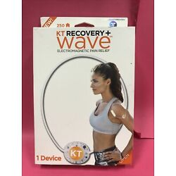 KT Tape KT Recovery+ Wave Electromagnetic Pain Relief Device(5586)