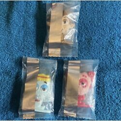GM Cereal Squad Monsters Chase Set Frankenberry Boo Berry Count Chocula