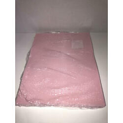 Darice Plastic Canvas #7 Mesh 10 1/2 x 13 1/2 in. Pink (12 sheets)