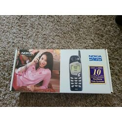 Nokia 5165 Cell Phone - In Original Box with chargers