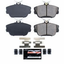 Z23-598 Powerstop Brake Pad Sets 2-Wheel Set Front New for Mark Ford Taurus VIII
