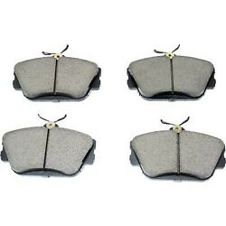 105.05980 Centric 2-Wheel Set Brake Pad Sets Front New for Mark Ford Taurus VIII