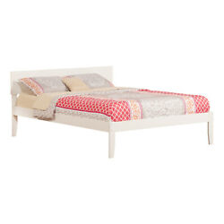 Orlando Open Foot Bed White