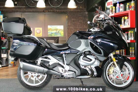 2019/19 BMW R 1250 RT LE EXTRAS 11,500 MILES