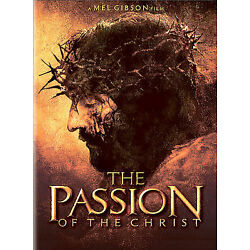 The Passion of the Christ - Directed by Mel Gibson (Full Screen) FACTORY SEALED
