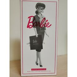 Mattel Barbie Busy Gal Vintage Look Gold Label collection
