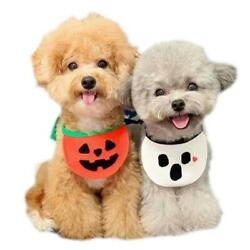 Halloween Costumes Small Dog Cute Cotton Chihuahua Pumpkin Puppy Pet Accessories
