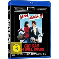Gib Gas, ich will Spass (Blu-ray) Classic Cult Collection